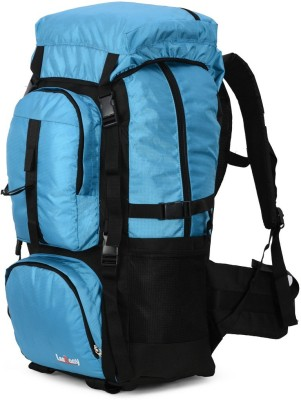 Leerooy BG RKSK BLUE 23 Rucksack  - 70 L(Blue, Black)