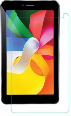 E&E Tempered Glass Guard for Iball Slide 3G Q45(Pack of 1)