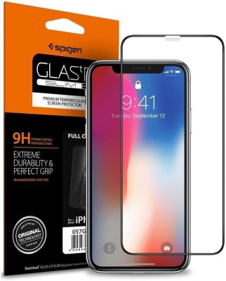Spigen Tempered Glass Guard for Apple iPhone XR(Pack of 1)