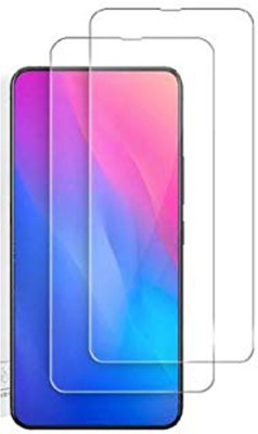 king guard Tempered Glass Guard for Oppo F11 Pro(Pack of 2)