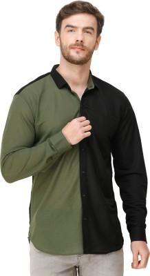 Colvyn Harris Men Color Block Casual Multicolor Shirt