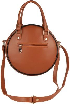 germanshepherd Brown Sling Bag