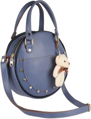 germanshepherd Blue Sling Bag