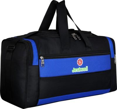 G JecksonBlue Small Travel Bag Blue