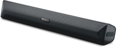 Portronics POR-891_Pure Sound PRO-3 Speaker 10 W Bluetooth Soundbar(Black, Stereo Channel)