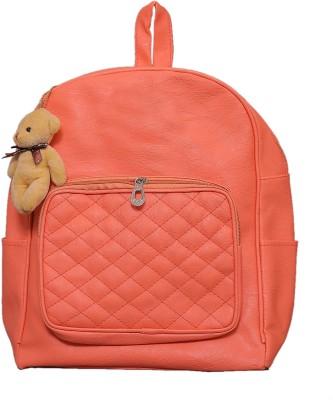 lavishlyf LOrange-39 3 L Backpack(Orange)
