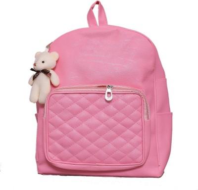 lavishlyf LPink-38 3 L Backpack(Pink)