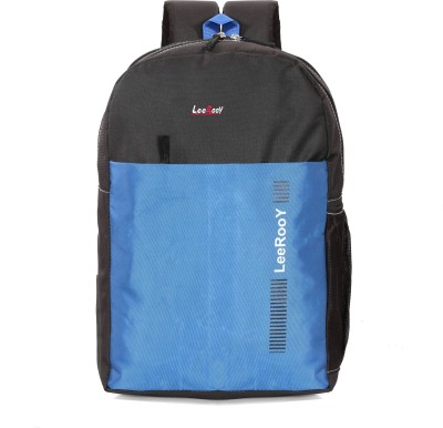 LeeRooy Backpack 32 L Laptop Backpack Blue LeeRooy Backpacks