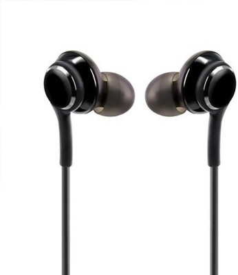 MATT PIE Samsung IG955 AKG Wired Earphone Wired Headset(Black, Wired in the ear)