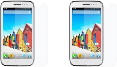 CART SUTRA Impossible Screen Guard for Micromax Canvas Elanza A93(Pack of 2)