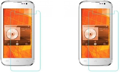 MudShi Impossible Screen Guard for micromax canvas music a88(Pack of 2)
