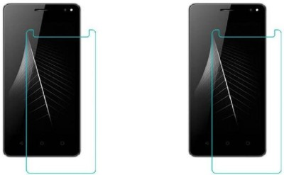 MudShi Impossible Screen Guard for Karbonn Quattro L45 Ips(Pack of 2)