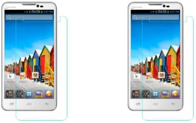 MudShi Impossible Screen Guard for Micromax Canvas DOODLE A111(Pack of 2)