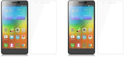 MudShi Impossible Screen Guard for Lenovo S720(Pack of 2)