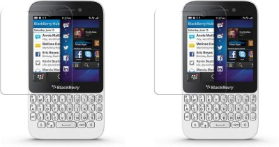 MudShi Screen Guard for Blackberry Q5(Pack of 2)