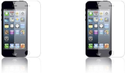 MudShi Impossible Screen Guard for Apple iPhone 4(Pack of 2)