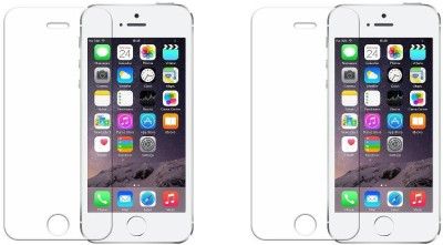 44MOB Screen Guard for Apple iPhone 5s(Pack of 2)