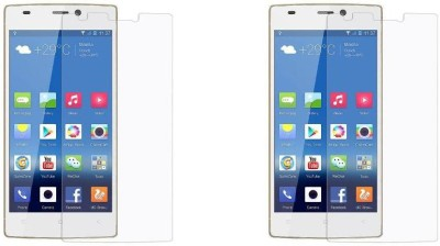 MudShi Impossible Screen Guard for Gionee Pioneer P4S(Pack of 2)