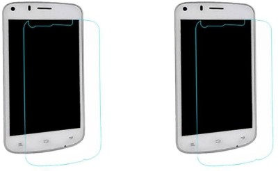 MudShi Impossible Screen Guard for Gionee Pioneer P3(Pack of 2)
