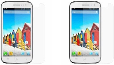 MudShi Impossible Screen Guard for Micromax Canvas Power A96(Pack of 2)