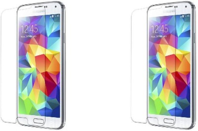 MudShi Impossible Screen Guard for Samsung Galaxy S5 Mini(Pack of 2)