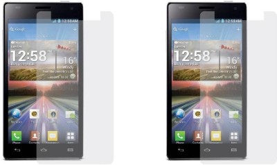 MudShi Impossible Screen Guard for Karbonn Titanium S1 Plus(Pack of 2)