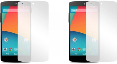 MudShi Tempered Glass Guard for Lg Nexus 5(Pack of 2)