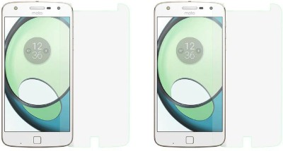 Zootkart Tempered Glass Guard for Motorola Moto Z Play Pack of 2 Zootkart Screen Guards