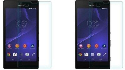MudShi Impossible Screen Guard for Sony Xperia T3(Pack of 2)