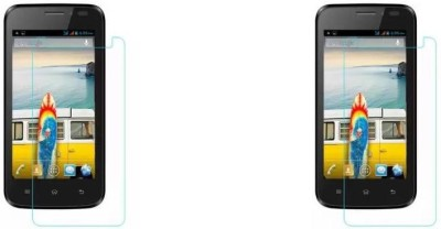 MudShi Impossible Screen Guard for Micromax Bolt A66(Pack of 2)