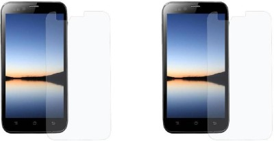 MudShi Impossible Screen Guard for Karbonn Titanium S5 Plus(Pack of 2)