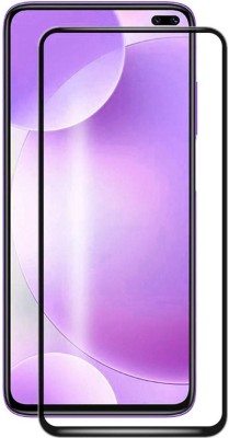 Lilliput Tempered Glass Guard for Poco M2 Pro, Mi Redmi Note 9 Pro, Mi Redmi Note 9 Pro Max, Poco X2, Mi Redmi Note 9S, Mi Redmi K30, Mi Redmi K30 Pro(Pack of 1)