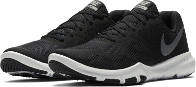 Nike NIKE FLEX CONTROL II Training & Gym Shoes For Men(Black) 1