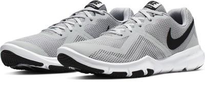 Nike FLEX CONTROL II Training & Gym Shoes For Men(Black, Grey) 1