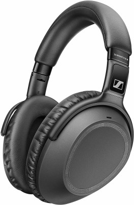 Sennheiser PXC 550-II Active noise cancellation enabled Bluetooth Headset(Black, On the Ear)