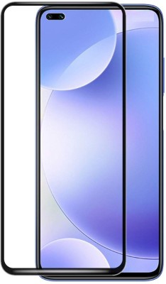 GeekMart Edge To Edge Tempered Glass for oppo Reno3 Pro(Pack of 1)