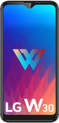 LG W30 (Platinum Grey, 32 GB)(3 GB RAM)