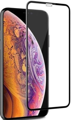 CallSmith Edge To Edge Tempered Glass for iPhone X/ 11Pro(Pack of 1)