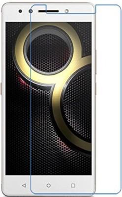 Richuzers Tempered Glass Guard for Lenovo K8 Plus, Lenovo K8(Pack of 2)