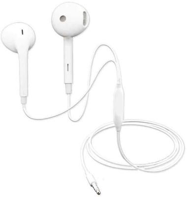 TOHUBOHU High Quality Op_po Earphone For F1,F1s,F2,F3,F9,F5,F7,F11,A3s Wired Headset(White, In the Ear)