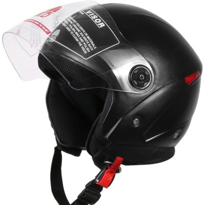 JMD Grand Wonder Motorbike Helmet(NEW BLACK)