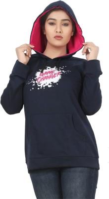 SWANGIYA Round Neck Graphic Print Women Pullover