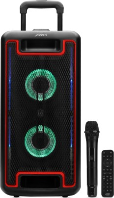 F&D PA938 80 W Bluetooth Party Speaker(Black, Stereo Channel)