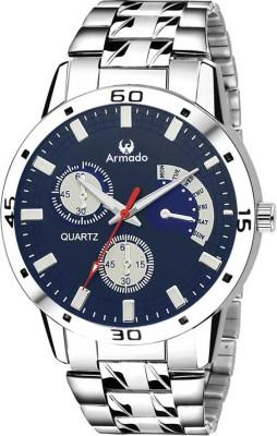 ARMADO Chronograph Pattern Analog Watch   For Men ARMADO Wrist Watches