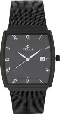 Titan NN90076NM01 Analog Watch - For Men