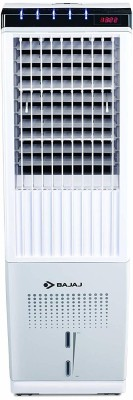 Bajaj 22 L Room/Personal Air Cooler  (White, Black, Grey, TC 103 DLX)
