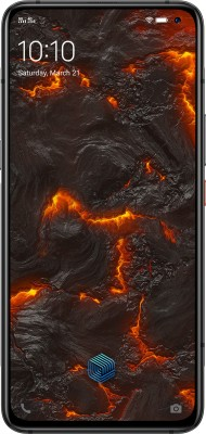 iQOO 3 (Volcano Orange, 256 GB)(8 GB RAM)