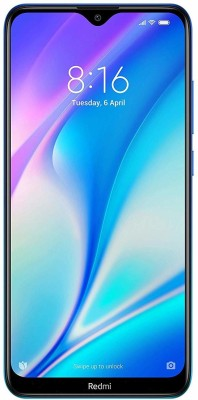Redmi 8A Dual (Sea Blue, 32 GB)(2 GB RAM)