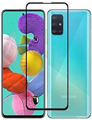 Lilliput Tempered Glass Guard for Samsung Galaxy A81, Samsung Galaxy A91, Samsung Galaxy A71, Samsung Note 10 Lite(Pack of 1)