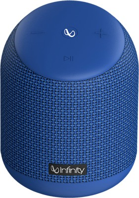 Infinity (JBL) Fuze *** IPX7 Waterproof 15 W Bluetooth Speaker(Blue, Stereo Channel)